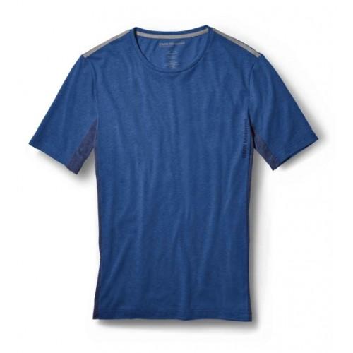 Футболка Ride, синя чоловіча