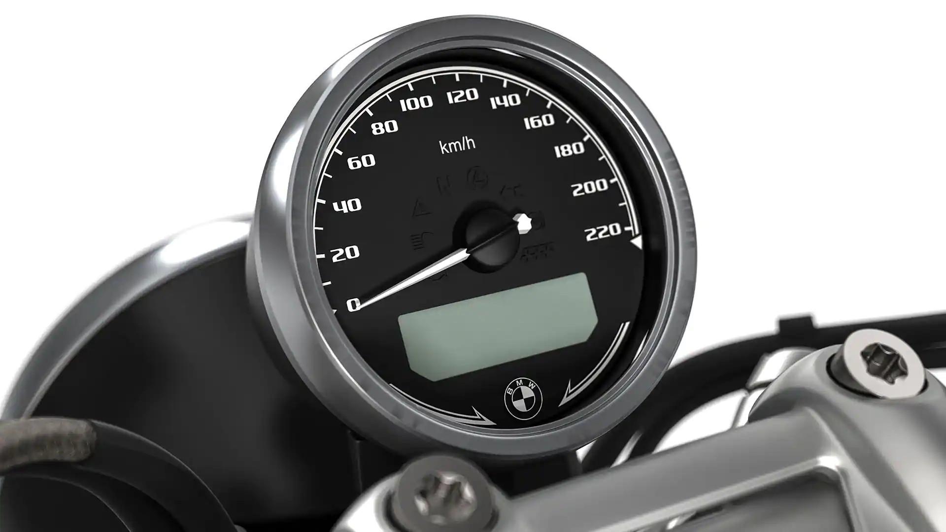 Класичний спідометр