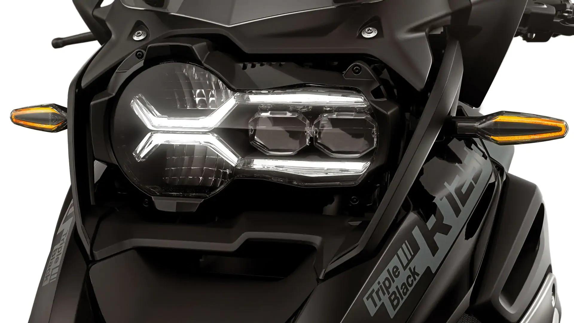 Світлодіодні вказівники повороту з опцією Cruising Light